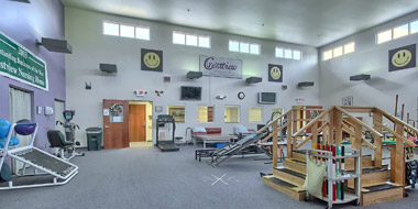 Crestview Rehabilitation & Skilled Nursing Services Gym